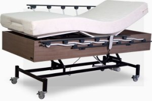 Cama Box MDF 2 Movimentos e Rodízios Wise Comfort
