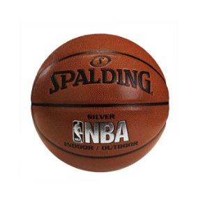 BOLA DE BASQUETE SILVER SERIES INDOOR/OUTDOOR