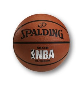 BOLA DE BASQUETE SILVER SERIES OUTDOOR
