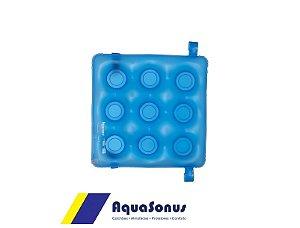 Forração Orto Encosto Inflável P/ Cadeira De Banho C/ Velcro