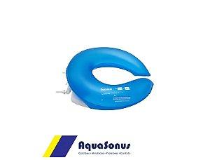 Forração Orto Almofada Inflável Para Assento Sanitário