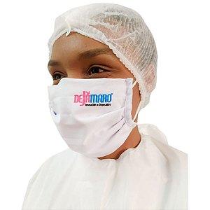 Máscara Proteção Total Lavável Com Tripla Camada Dejamaro