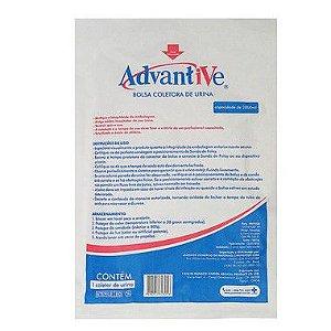 Coletor De Urina Advantive Sistema Fechado 2 Litros