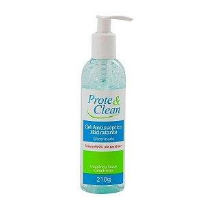 Gel Antiséptico Prote&Clean 210 GR