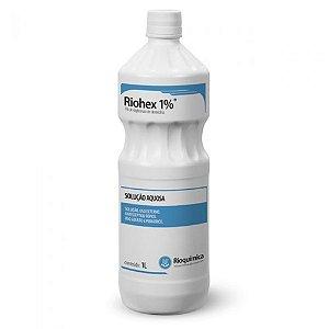 Riohex 1% 1000Ml Loção Aquosa (Clorexidina)
