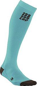 Meia Cep Progressive Golf Masculina Azul-Céu