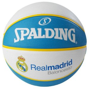 BOLA DE BASQUETE EUROLEAGUE OUTDOOR REAL MADRID