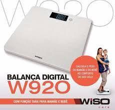 Balança Digital W920 Wiso