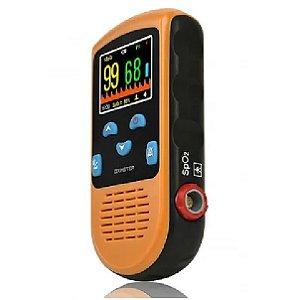 Oxímetro de Pulso Neonato PC66B Mobil