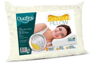 Travesseiro Contour Pillow Duoflex