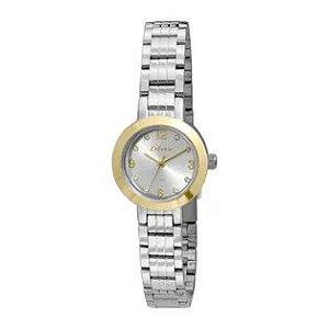 Relógio Condor Feminino Analógico Prata CO2035KKY/5K