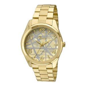 Relógio Condor Feminino Analógico Dourado CO2035KLW/4X