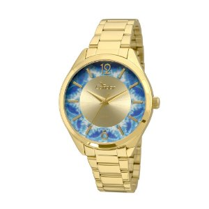 Relógio Condor Feminino Analógico Dourado CO2035KRR/4A