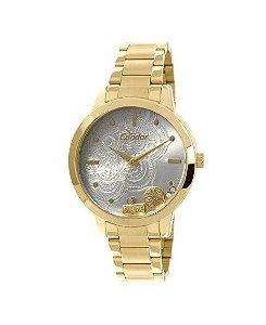 Relógio Condor Feminino Analógico Dourado CO2036CJ/4K