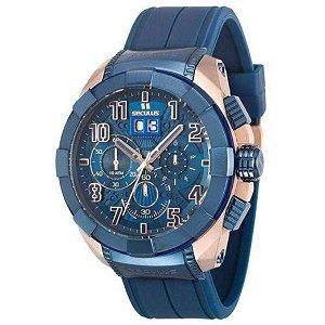 Relógio Seculus Upper 13009GPSVRU5