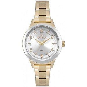 Relógio Technos Feminino Analógico Dourado 2035MNK/4K
