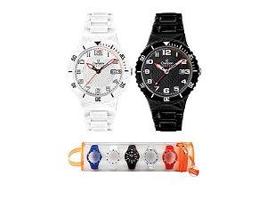 Relógio Champion Troca Pulseira Unissex Cp38086x