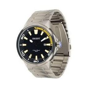 Relógio Orient Masculino Analógico Aço MBSS1197APYSX