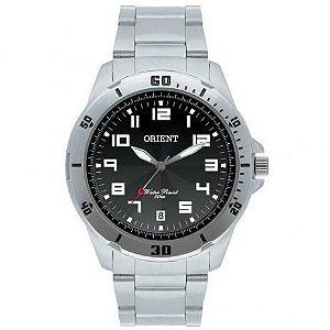 Relógio Orient Masculino Analógico Aço MBSS1155AP2SX