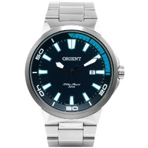 Relógio Orient Masculino Analógico Aço MBSS1196APASX
