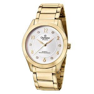 Relógio Champion Feminino Analógico Dourado CN29230H