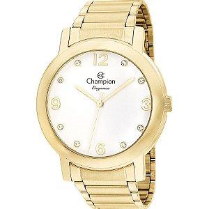 Relógio Champion Feminino Analógico Dourado CN25654H