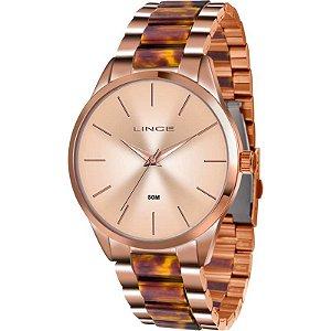 Relógio Lince Feminino Analógico Rosé Lrr4381lR1RM