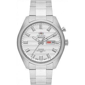 Relógio Orient Masculino Automático Prata 469SS076S1SX