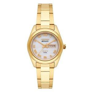 Relógio Orient Feminino Automático Dourado 559GP009B3KX