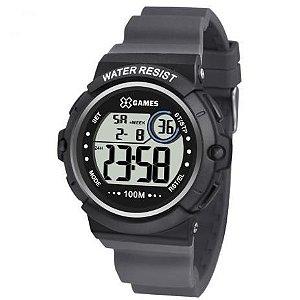 Relógio X-Games Masculino Digital Preta XMPPD496BXGX
