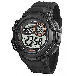 Relógio X-Games Masculino Digital Preto XMPPD520BXPX