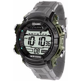 Relógio X-Games Masculino Digital Preta XMPPD104BXPX