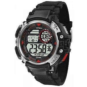Relógio X-Games Masculino Digital Preta XMPPD477BXPX