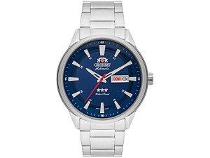 Relógio Orient Masculino Automático Prata 469SS065D1SX