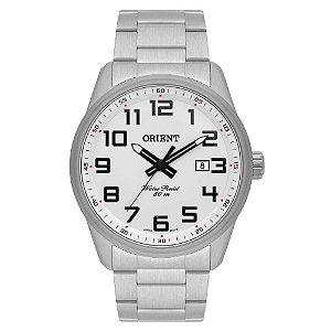 Relógio Orient Masculino Analógico Aço MBSS1271S2SX