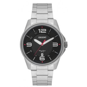 Relógio Orient Masculino Analógico Aço MBSS1288P2SX