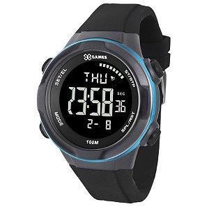 Relógio X-Games Masculino Digital Preta XMPPD504PXPX