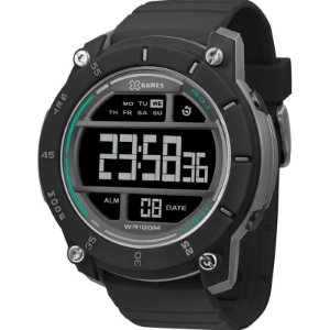 Relógio X-Games Masculino Digital Preta XMPPD511PXPX