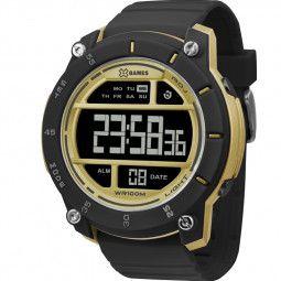 Relógio X-Games Masculino Digital Preta XMPPD517PXPX