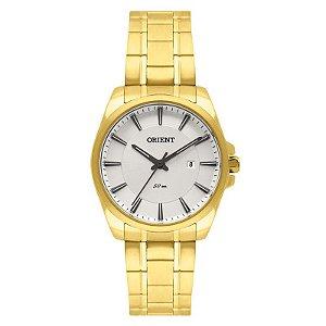 Relógio Orient Feminino Analógico Dourado FGSS1146S1KX