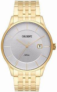 Relógio Orient Masculino Analógico Dourado MGSS1127S1KX