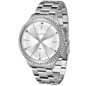 Relógio Lince Feminino Analógico Aço LRM4427LS1SX