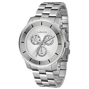 Relógio Lince Feminino Analógico Aço LMM4478LS1SX