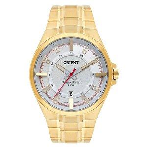 Relógio Orient Masculino Dourado MGSS1105AS2KX