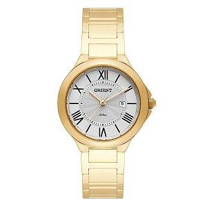 Relógio Orient Feminino Analógico Dourado FGSS1137S3KX