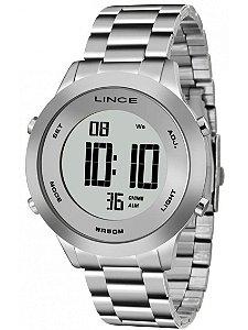 Relógio Lince Feminino Digital Prata SDPH039LSXSX