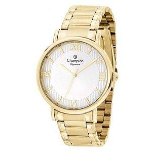 Relógio Champion Feminino Analógico Dourado CN25618H