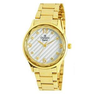 Relógio Champion Feminino Analógico Dourado CN25583H