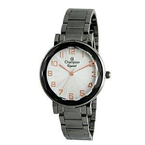 310ad8591c6 Relógio Champion Feminino Analógico Grafite CN25596W