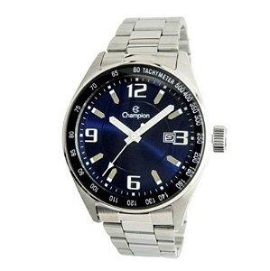 Relógio Champion Masculino Analógico Prateado CA31622F